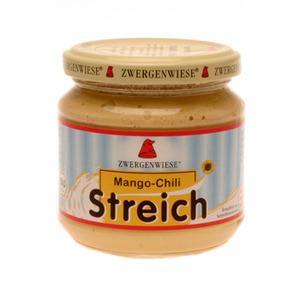 Zwergenwiese Smørepålæg Mango Og Chili Streich
