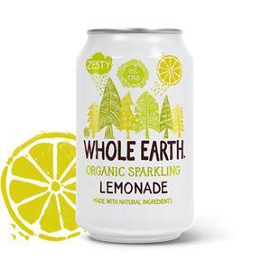 Whole Earth Lemonade Sodavand Ø