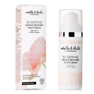 Estelle & Thild BioDefense Instant Recovery Night Cream - 50 ml anti age natcreme
