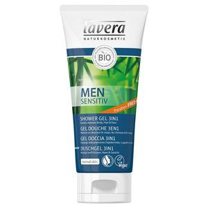 Lavera Men Sensitiv 3in1 Shower Gel - 200 ml
