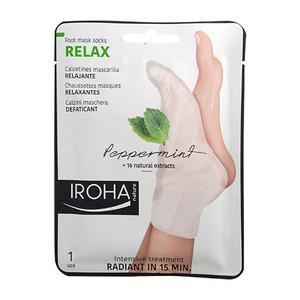 Iroha Relax Foot Mask Peppermint - 18 ml