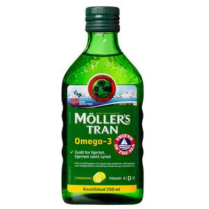 Møllers Tran Fiskeolie