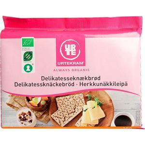 Urtekram Delikatesse Knækbrød Ø