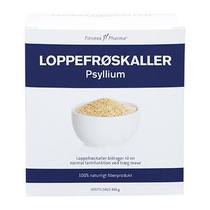Fitness Pharma Loppefrøskaller Psyllium