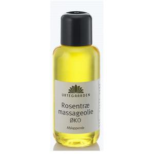 Urtegaarden Økologisk Rosentræ Massageolie - 100 ml