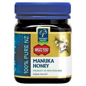 Manuka Health Manuka Honning MGO 550+