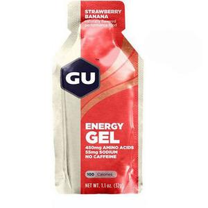 GU Energi Gel Strawberry/Banana 1 stk