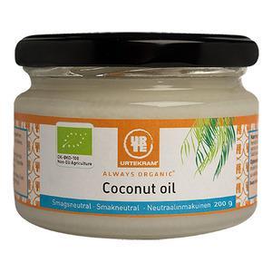 Urtekram kokosolie fra Med24