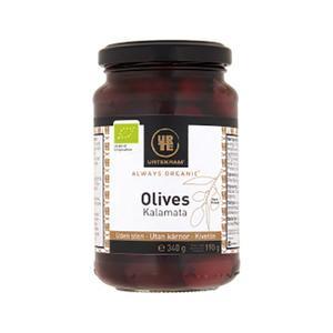 Urtekram kalamata oliven fra Med24