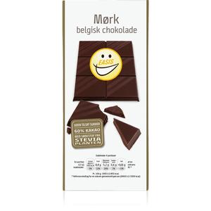 Easis Mørk Belgisk Chokolade 85G