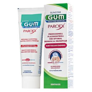 Gum Paroex gel 0,12% - 75 ml