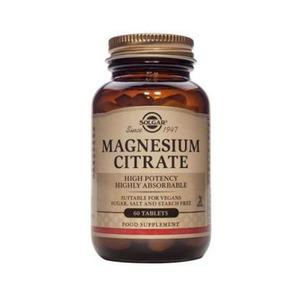 Solgar magnesium fra Med24