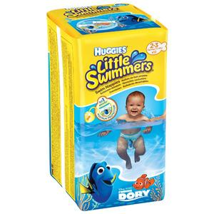 Huggies Little swimmers badeble (3-8 kg) - 12 stk