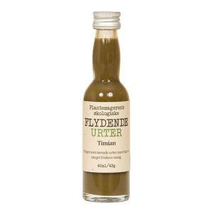 Billede af Plantemageren Flydende urter timian Ø - 40 ml