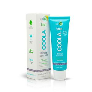 Coola Mineral Face Matte SPF 30 - Cucumber - 50 ml