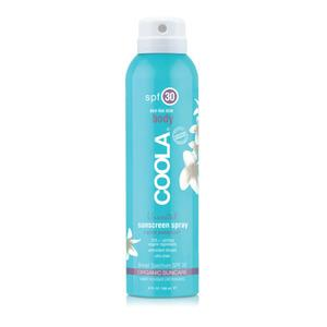 Coola Body Continuous Spray Unscnted SPF 30  - 236 ml.
