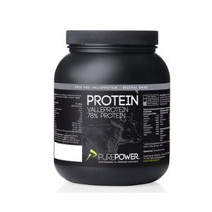 PurePower Proteinpulver Neutral - 1 kg