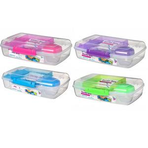 Billede af Sistema Bento Box to go 1,76 L flere farver - 1 stk