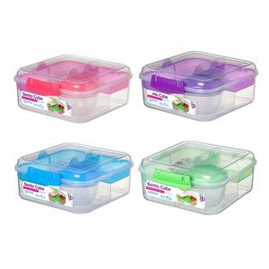Billede af Sistema Bento Cube Lunch 1,25 L - 1 stk