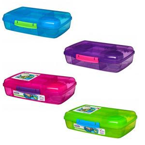 Sistema Bento Box Lunch 1,76 L - 1 Stk
