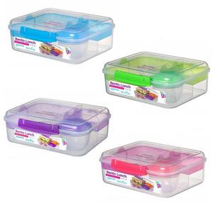 Sistema Bento Box lunch 1,65 L - 1 stk