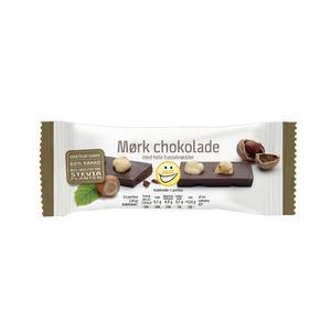 Easis Mørk Chokoladebar M. Nødder