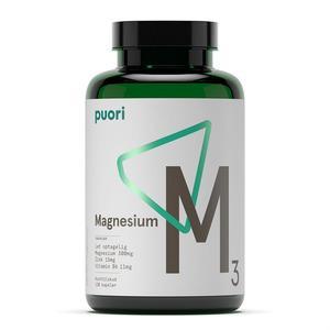 Puori magnesium fra Med24