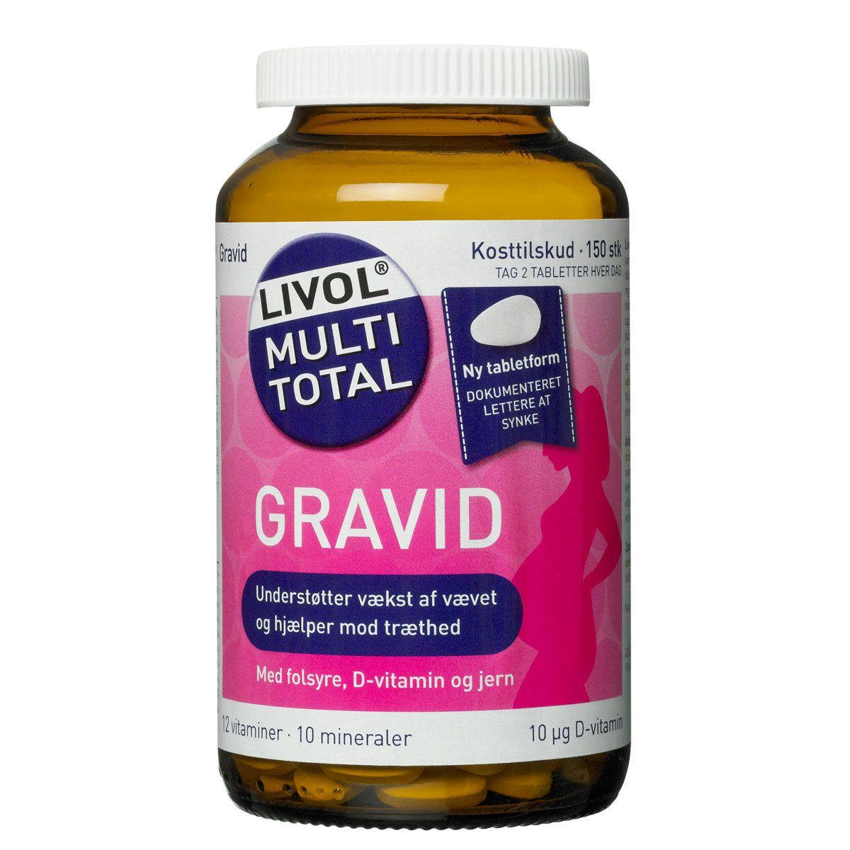d vitamin gravid