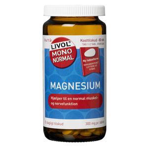Livol magnesium