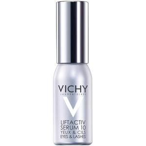 Vichy Liftactiv Serum 10 Eyes & Lashes - 15 ml øjenvippeserum
