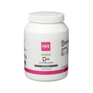 NDS D3+ - vitamin tablet - 90 tab