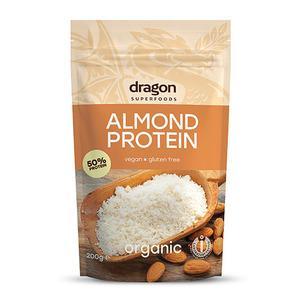 Billede af Dragon Superfoods Mandel protein Ø - 200 g
