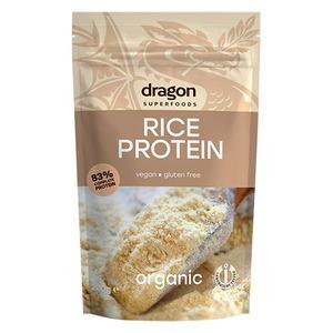 Billede af Dragon Superfoods Risprotein 83% protein Ø - 200 g