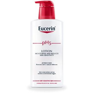 Eucerin pH5 Lotion - Parfumeret - 400 ml bodylotion til sart hud