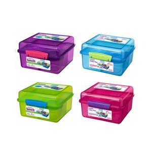 Billede af Sistema Lunch Cube Max with Youghurt Pot 2L - Flere Farver