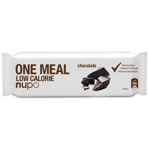 Nupo One Meal Replacement Bar - Chokolade - 1 stk
