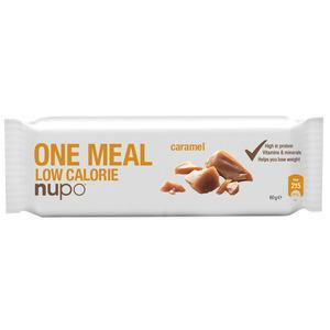 Nupo One Meal Replacement Bar Karamel - 1 stk