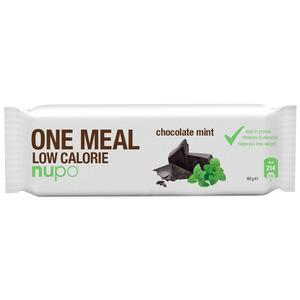 Nupo One Meal Replacement Bar - Chokolade-Mint - 1 stk