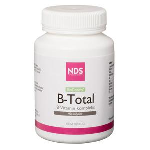 NDS B-Total Vitamin - 90 tabletter