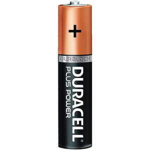 Duracell Plus Power, AAA 12 stk