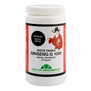 Natur-Drogeriet ginseng fra Med24