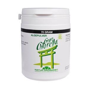 Natur-Drogeriet chlorella fra Med24