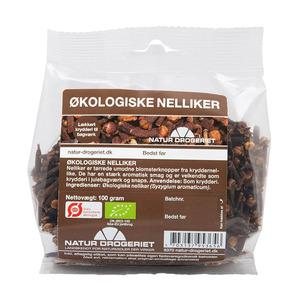 Natur-Drogeriet Nelliker Hele Krydderi Ø Håndsorterede