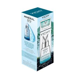 Vichy Mineral89 + Quenching mask