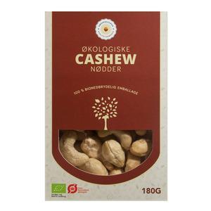 Nøddebazaren cashewnødder fra Med24