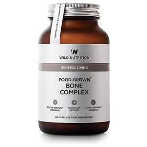 Wild Nutrition Food-Grown Bone Complex - 90 kap