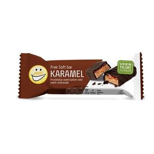 Easis Free Softbar karamel - 1 stk