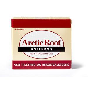 Billede af Arctic Root Rosenrod 145mg - 40 tab.