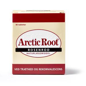 Billede af Arctic Root Rosenrod 145 mg - 80 tab