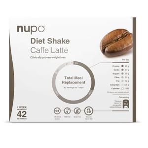 Nupo caffe latte kæmpekøb - 1344g